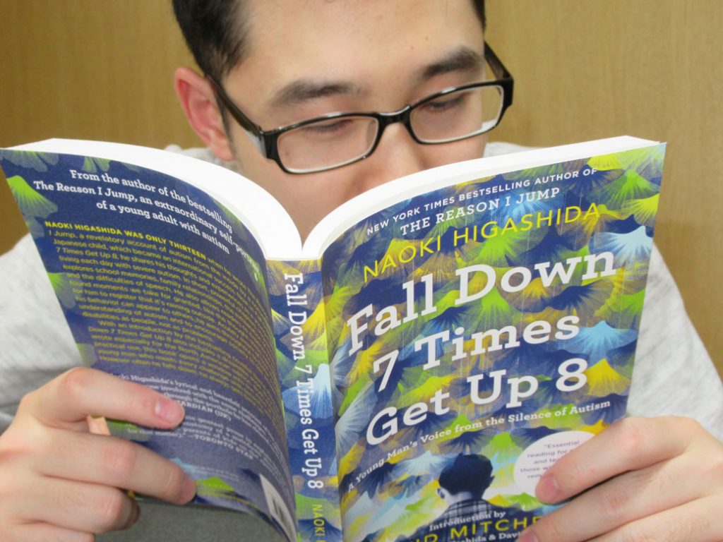 「Fall Down Seven Times, Get Up Eight」がカナダで発売!